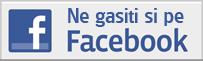 Ne gasiti si pe Facebook